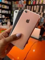 Pronta entrega @@@ Vitrine iPhone 7 de 128 - impecável!!!