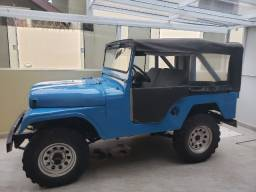 Jeep Willys CJ5 1963