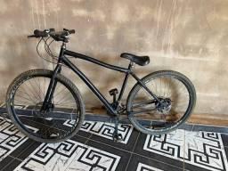 Bicicleta de comando