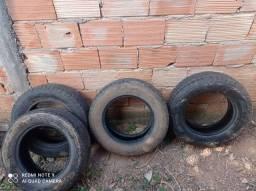 Vendo pneus 205/70 e 205/65