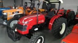 Trator Yanmar 1155 4x4 ano 2012 completo