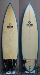 Prancha de Surf Usada MM 6'0 + Deck + Quilhas