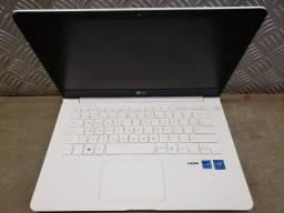 Ultrafino LG 14u380 quadcore setima geraçao 2gb hd 500gb novissimo c/garantia e parcela