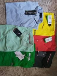 Camisas pólos varias marcas