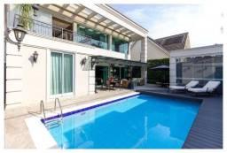 Casa no Alphaville Zero | 4 suítes | Casa clean | Área gourmet | Ambientes amplos | Piscin