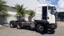 Conjunto Scania G440 automático 6x4 2014