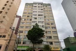 Apartamento para alugar com 1 dormitórios em Centro, Curitiba cod:632982685