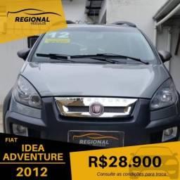 IDEA 2012/2012 1.8 MPI ADVENTURE 8V FLEX 4P AUTOMATIZADO