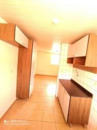 Troco Apartamento QUITADO por DIREITO de casa.