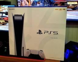 PlayStation 5 825GB Mídia Física Lacrado Pronta Entrega NF Nacional Garantia
