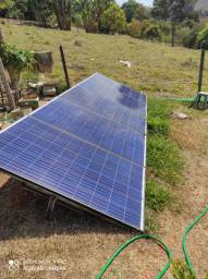 Energia solar off grid barato vendo ou troco