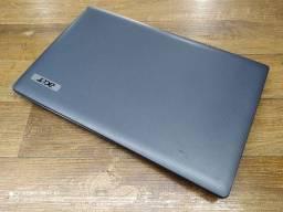 """Notebook Acer i5 SSD 120GB 15.6""""(Garantia)"""