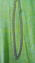 Cordão de aço pra vender ou troca em outro mais fino