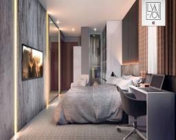 Apartamento para Venda em Maceió, Ponta Verde, 3 dormitórios, 2 suítes, 4 banheiros, 2 vag