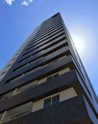 COD 1-236 Apartamento no Brisamar 3 quartos bem localizado