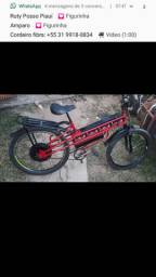 Bicicleta elétrica pra vender e troca
