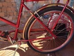 Bicicleta com cadeirinha super barato !