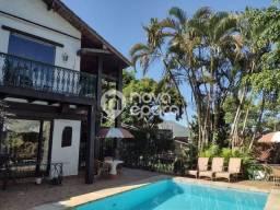 Casa à venda com 5 dormitórios em São conrado, Rio de janeiro cod:FL6CS53941