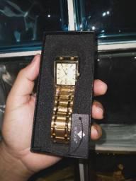 Relógio importado de luxo WWOOR