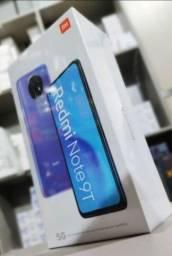 Redmi Note 9T lacrado com 128 GB