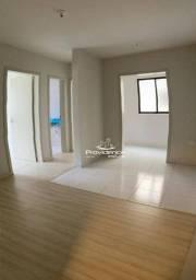 Apartamento com 2 dormitórios para alugar, 61 m² por R$ 1.150/mês - Pioneiros Catarinenses