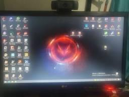 Monitor 19,5 LED Perfeito Estado