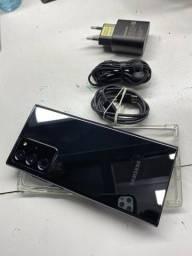 Samsung Note 20 Ultra 12G/256G preto NF