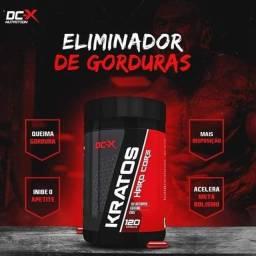 Kratos Queima de Gorduras acumuladas