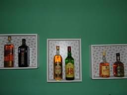 Made in Scotland 6 wiskys os mais famosos todos com tampas lacradas