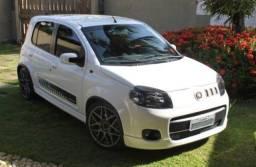 Fiat uno rebaixado 2015