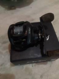 Kit de Pesca (Carretilha - Vara - Acessórios)