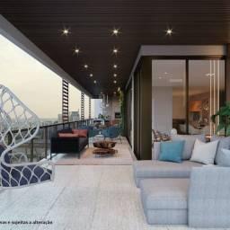 Apartamento de luxo no Adrianópolis apenas 30 unidades 367m 4 suites