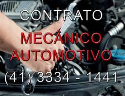 Contrata-se Mecânico Automotivo