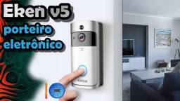Eken V5 Campainha Smart Wifi De Segurança Com Visão Noturna