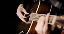 Aula de violão PROMOÇÃO