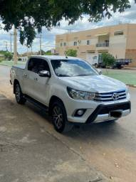Hilux 2017 carro extra