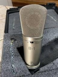 microfone behringer B1 condensador cardioide