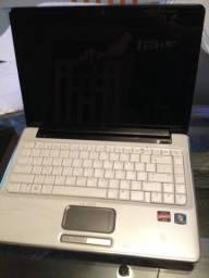 Notebook HP Pavilion dv4 (retirar peças)
