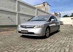 Honda Civic Lxs - 7mil + 890 Mês