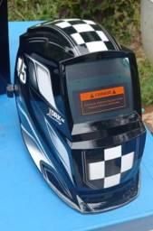 MÁSCARA DE SOLDA AUTOMÁTICA TORK RACING (PRODUTOS NOVOS)