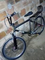 Bicicleta aro 24 Toda filé no precinho
