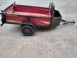 Carretinhas Reboque para veículo