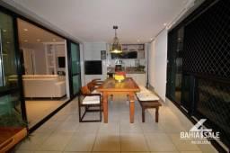 Apartamento com 3 dormitórios à venda, 113 m² por R$ 980.000 - Patamares - Salvador/BA