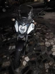 CB 500X Freio ABS 2015