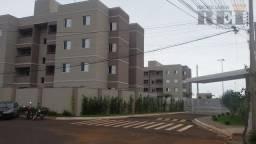 Apartamento com 3 dormitórios para alugar, 68 m² por R$ 1.900,00/mês - Vila Dona Auta - Ri