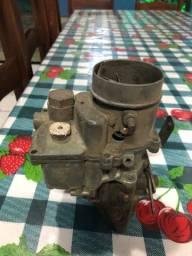 Carcaça do carburador Chevette Marajó Chevy 1.4 1.6 Dfv Simples Gasolina