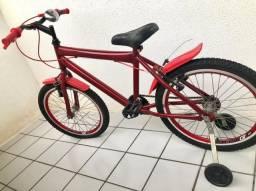 Bicicleta infanto juvenil