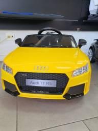 Audi TT- Infantil Elétrico