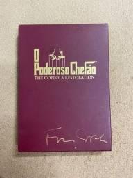 O Poderoso Chefao Trilogia DVD