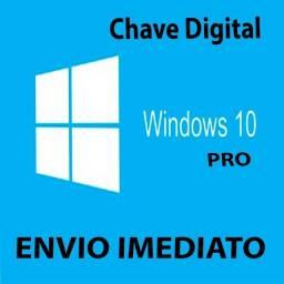 LICENÇA WINDOWS 10 PRO - ENVIO DIGITAL
